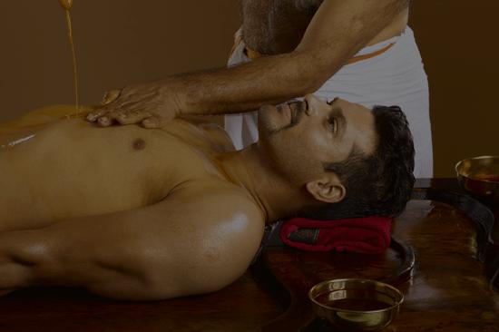 Pizhichil Treatment in Kerala