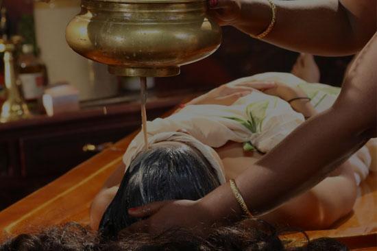 SIRODHARA ayurvedic treatment